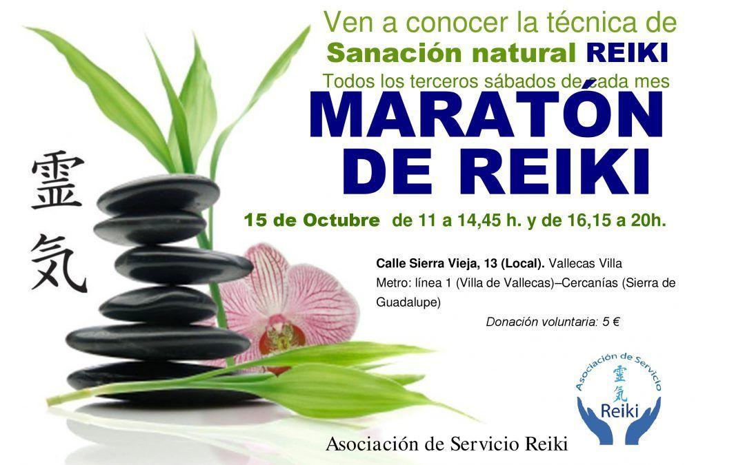 Maratón Octubre Madrid