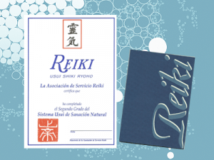Curso Reiki II @ Alcalá de Henares