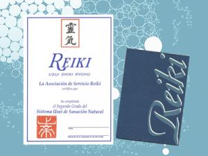 Curso Terapéutico de Reiki Nivel II. Ricardo Herradura @ Sede Asociación AIREE