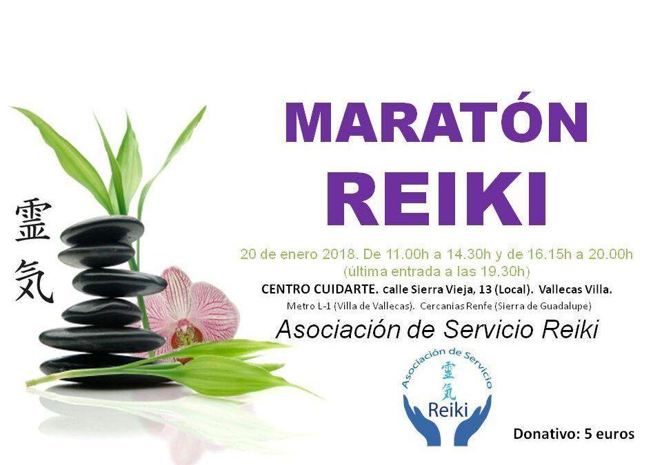 Maratón Madrid Marzo 2018